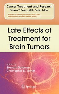 Late Effects of Treatment for Brain Tumors