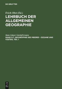 Geographie des Meeres - Ozeane und Küsten, Teil 1