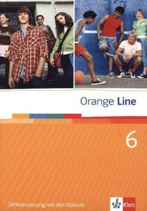 Orange Line. Differenzierung mit den Options mit CD-ROM Teil 6 (