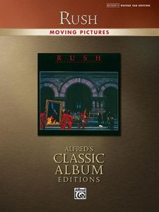 Rush -- Moving Pictures: Authentic Guitar Tab