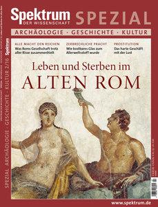 Leben und Sterben im Alten Rom