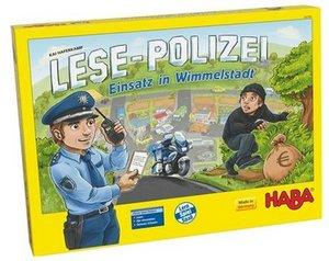 Lese-Polizei - Einsatz in Wimmelstadt