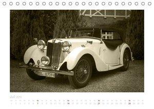 Der Oldtimer - geliebt und vergessen (Tischkalender 2019 DIN A5