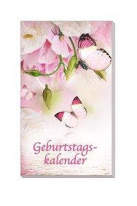 Taschen-Geburtstagskalender Romantik