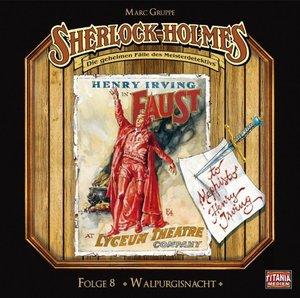 Sherlock Holmes - Folge 08 Walpurgisnacht