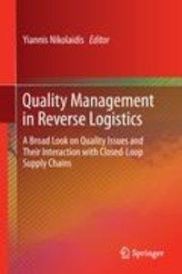 Quality Management in Reverse Logistics