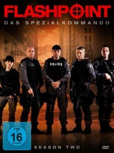 Flashpoint - Das Spezialkommando - Season 2