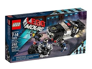 LEGO 70819 - Movie: Bad Cops Polizeiauto
