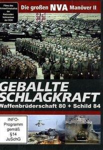 Die großen NVA Manöver. Tl.2, 1 DVD