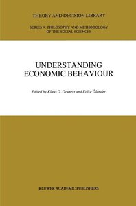 Understanding Economic Behaviour