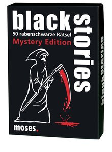Black Stories - Mystery Edition