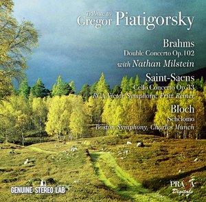 Hommage A Gregor Piatigorsky