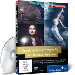 Kreative Blitzfotografie mit Alexander Heinrichs
