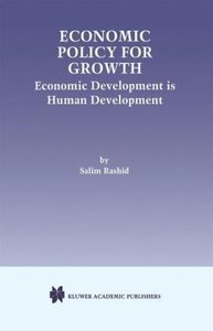 Economic Policy for Growth