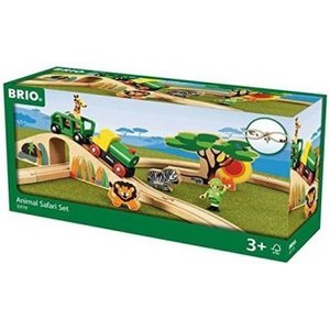 BRIO Bahn Acht Set Safari