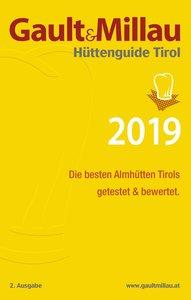 Gault&Millau Hüttenguide Tirol 2019