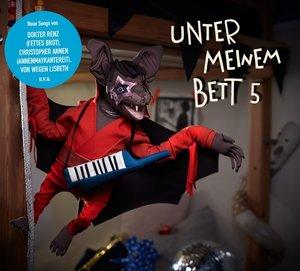 Unter meinem Bett. Tl.5, 1 Audio-CD