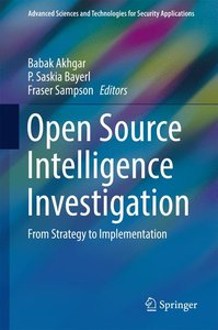 Open Source Intelligence Investigation