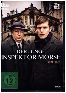 Der junge Inspektor Morse - Staffel 2
