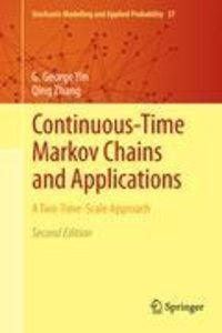 Continuous-Time Markov Chains and Applications