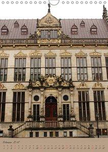 Schöne alte Hansestadt Bremen