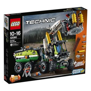 Technic Harvester-Forstmaschine