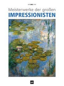 Meisterwerke der großen Impressionisten 2018