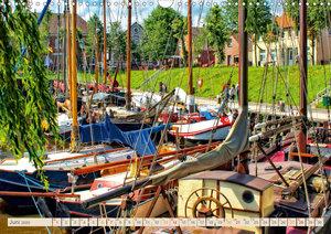 Reise an die Nordsee - Carolinensiel