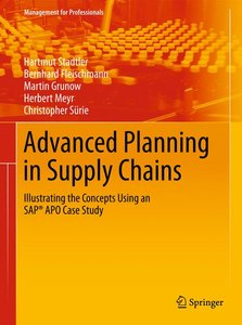 Advanced Planning in Supply Chains