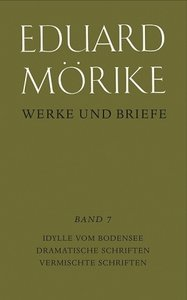 Idylle vom Bodensee / Vermischte Schriften