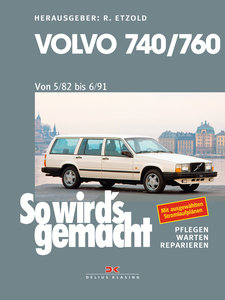 Volvo 740 & 760 (1982 bis 1991)