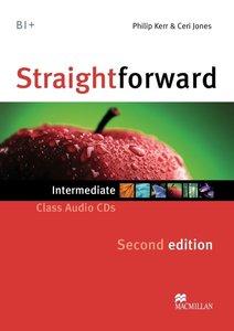 Straightforward Intermediate. Audio-CDs