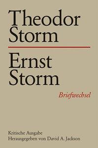 Theodor Storm - Ernst Storm