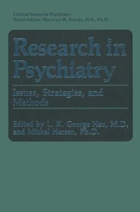 Research in Psychiatry