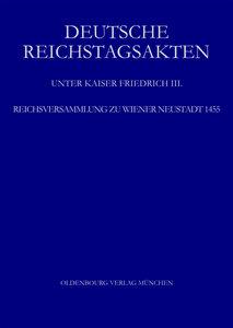 Reichsversammlung zu Wiener Neustadt 1455