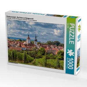 Prichsenstadt - Die Perle im Steigerwald 1000 Teile Puzzle quer