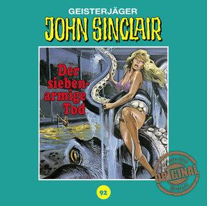 John Sinclair Tonstudio Braun - Folge 92, 1 Audio-CD