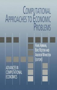 Computational Approaches to Economic Problems