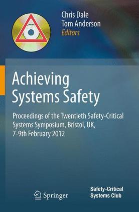 Achieving Systems Safety - zum Schließen ins Bild klicken