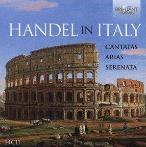 Handel In Italy-Cantatas,Arias,Serenata
