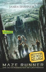 Maze Runner 01 Die Auserwählten - Im Labyrinth (Filmausgabe)