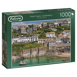 Port Isaac - 1000 Teile Puzzle