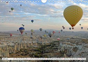 Wundersames KAPPADOKIEN (Wandkalender 2020 DIN A4 quer)
