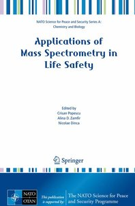 Applications of Mass Spectrometry in Life Safety