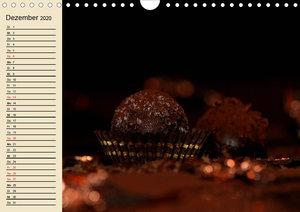 Schokolade. Von der Kakaobohne zur Köstlichkeit (Wandkalender 20