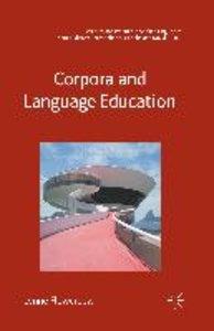 Corpora and Language Education