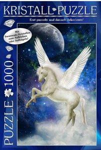 M.I.C. Swarovski Kristall Puzzle Motiv: Mythos Pegasus. 1000 Tei