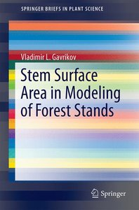 Stem Surface Area in Modeling of Forest Stands