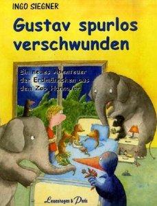 Gustav spurlos verschwunden