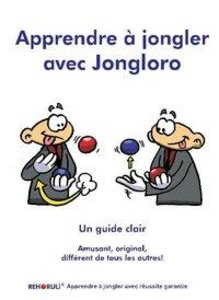 Apprendre à jongler avec Jongloro
